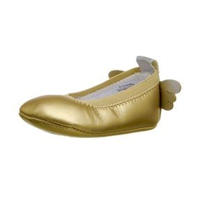 Rosie Pope Ballet Flats Angel Wings ADORABLE! NWT